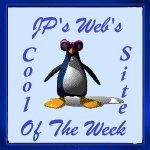 JP's Web Site of the Week Award